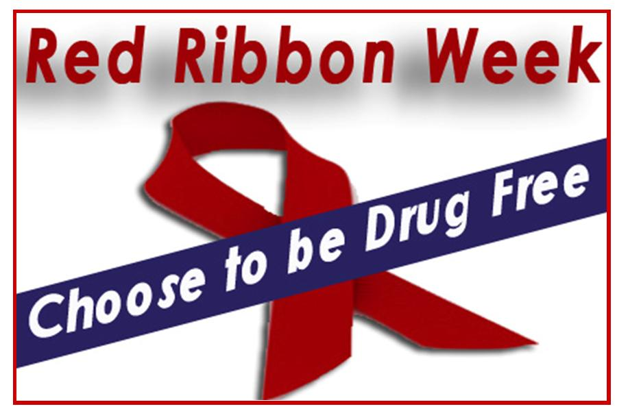we are celebrating red ribbon week stay drug free all this week rh headstart getcap org